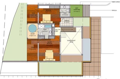 jpl india villas amp floor plans luxury villa floor plans india