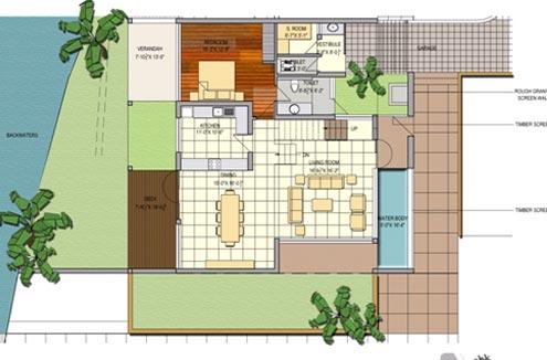 jpl india villas amp floor plans overview richmond villas hydershakote hyderabad